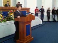 Я скорее уйду с должности, чем предам каноническую Церковь, – глава облсовета Черкасской области