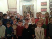 Юні вихованці недільної школи с. Птича побували у волинських музеях